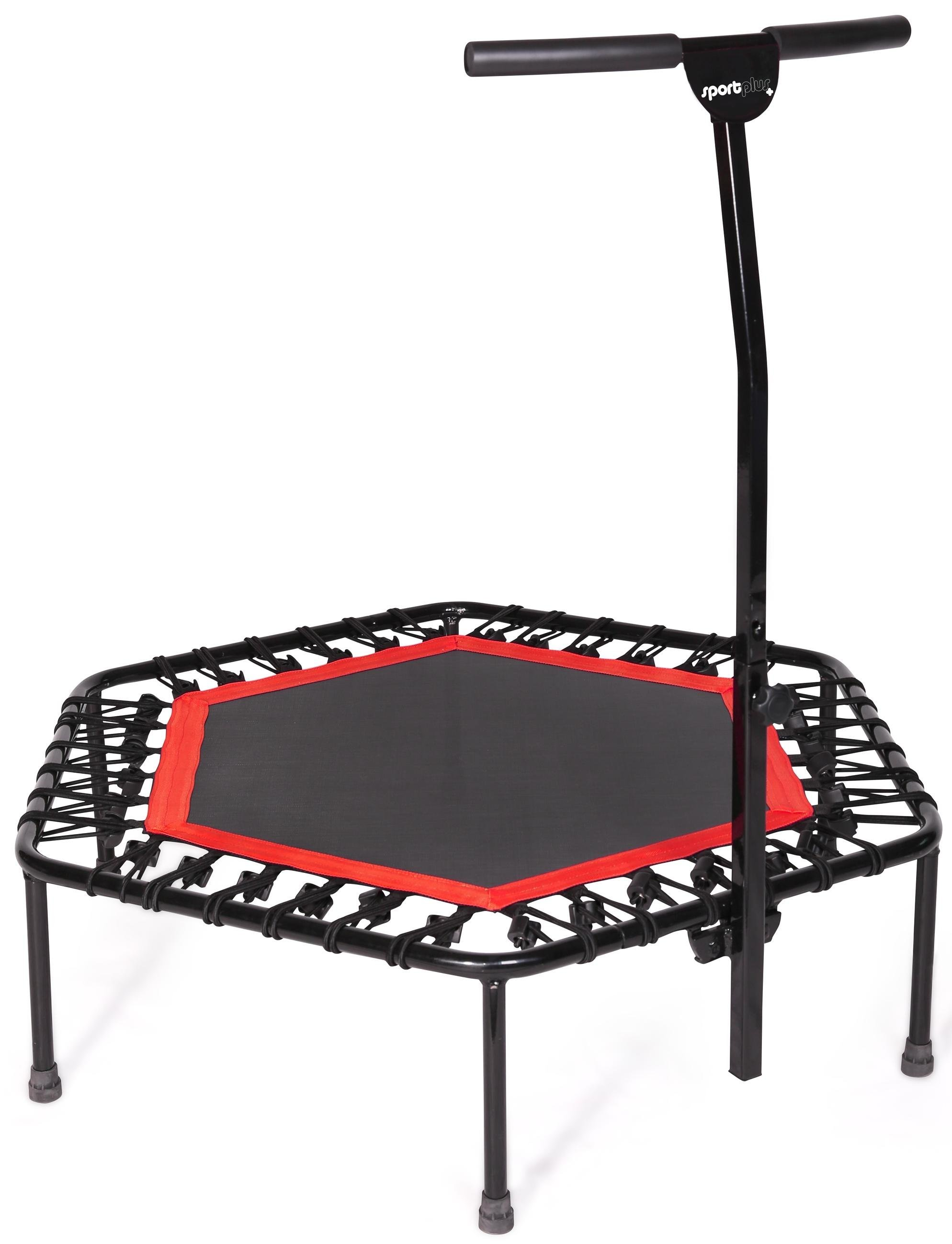 sportplus fitness trampolin bungee seil system 110 cm bis 130 kg benutzergewicht t v s d. Black Bedroom Furniture Sets. Home Design Ideas