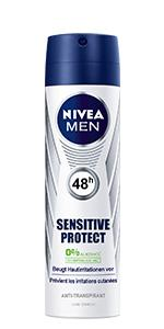 NIVEA MEN SENSITIVE PROTECT SPRAY