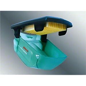 Das Bosch Micro Filtersystem sorgt beim Schwingschleifer PSS 200 A für ein sauberes Arbeiten.