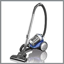 cleanmaxx 09897 zyklon staubsauger hepa filter 700 watt energiesparend. Black Bedroom Furniture Sets. Home Design Ideas