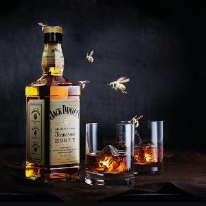 Jack Daniel's Tennessee Honey - Whisky-Likör - 35% Vol. (1