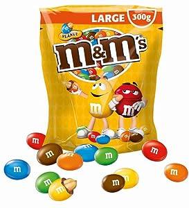 Mars, M&M's, Peanut, Süßigkeit, Schokolade