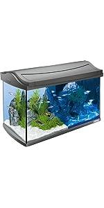 Tetra AquaArt LED Aquarium-Komplett-Set 60L Anthrazit