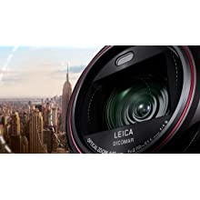 LEICA-Objektiv für 4K Videoaufnahmen