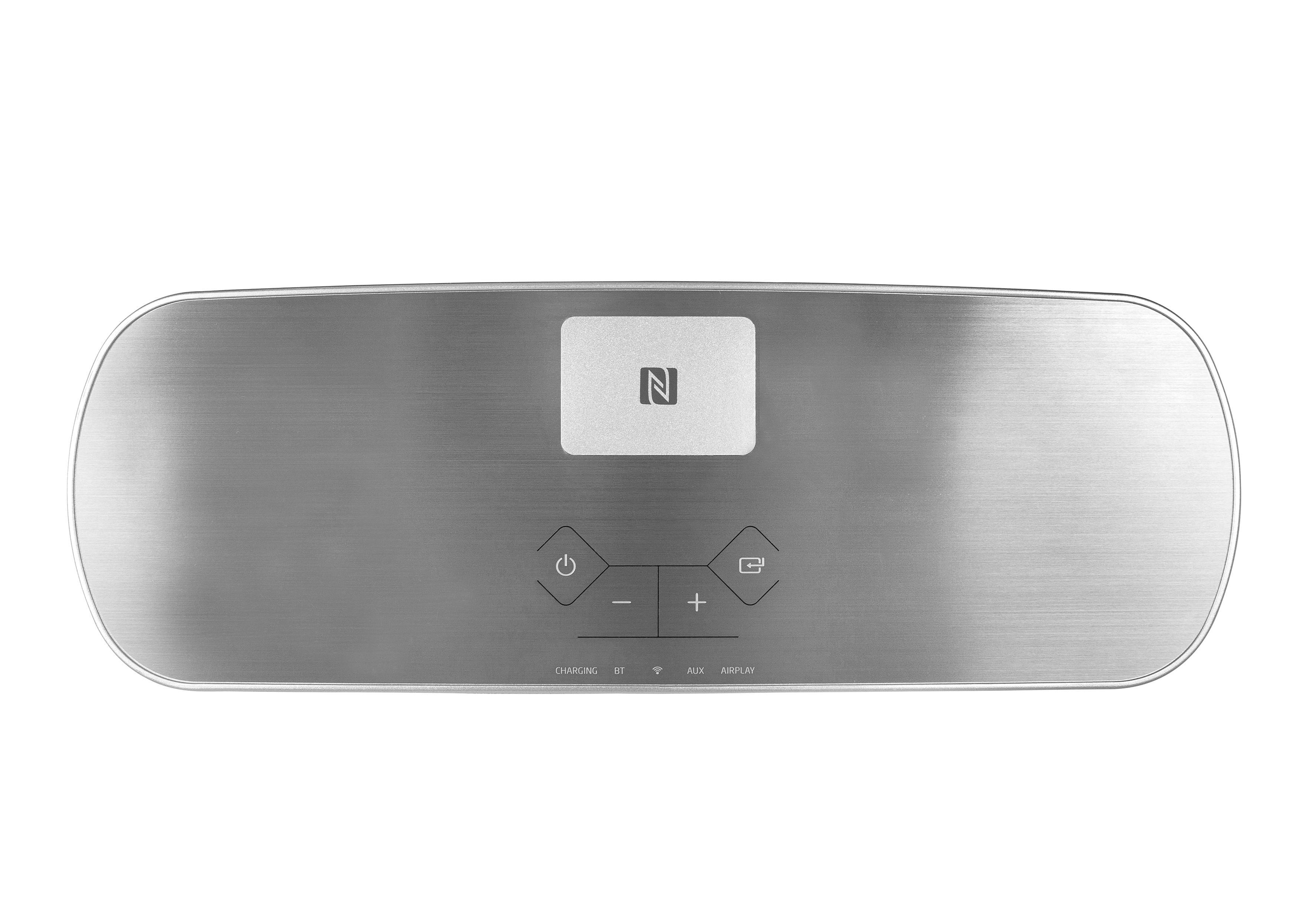 blaupunkt wf 500 wifi lautsprecher mit wlan airplay. Black Bedroom Furniture Sets. Home Design Ideas