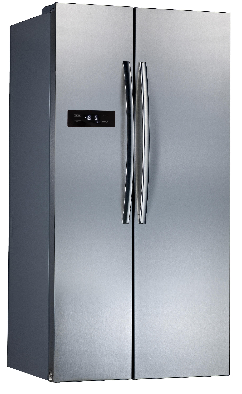 Amazon.de: Side-by- Side Kühlschränke online kaufen | {Amerikanische kühlschränke ohne wasseranschluss 40}