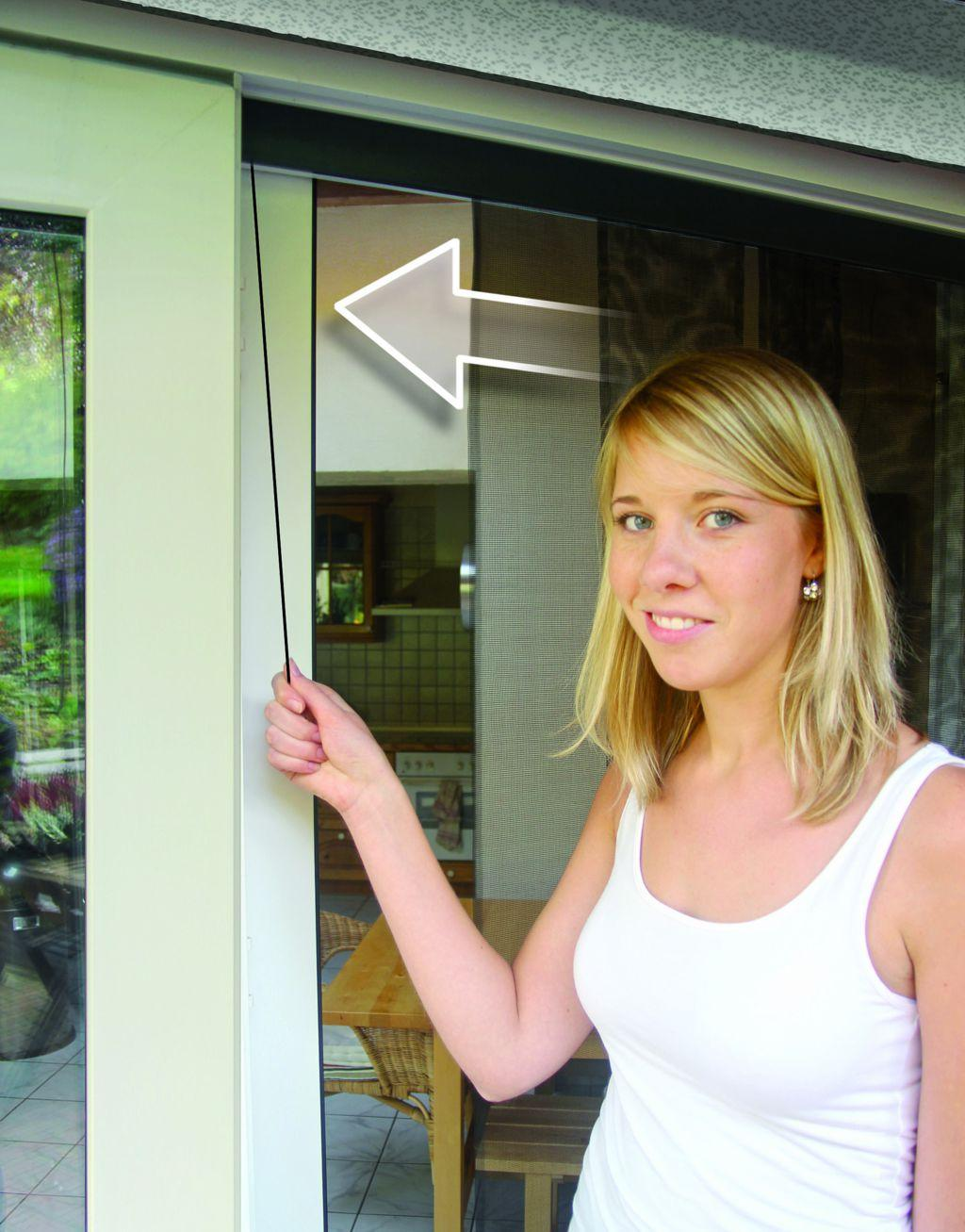 schellenberg 50662 is vorhang premium 95 x 220 cm anthrazit baumarkt. Black Bedroom Furniture Sets. Home Design Ideas