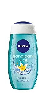 NIVEA Pflegedusche Frangipani & Oil (Duschgel)