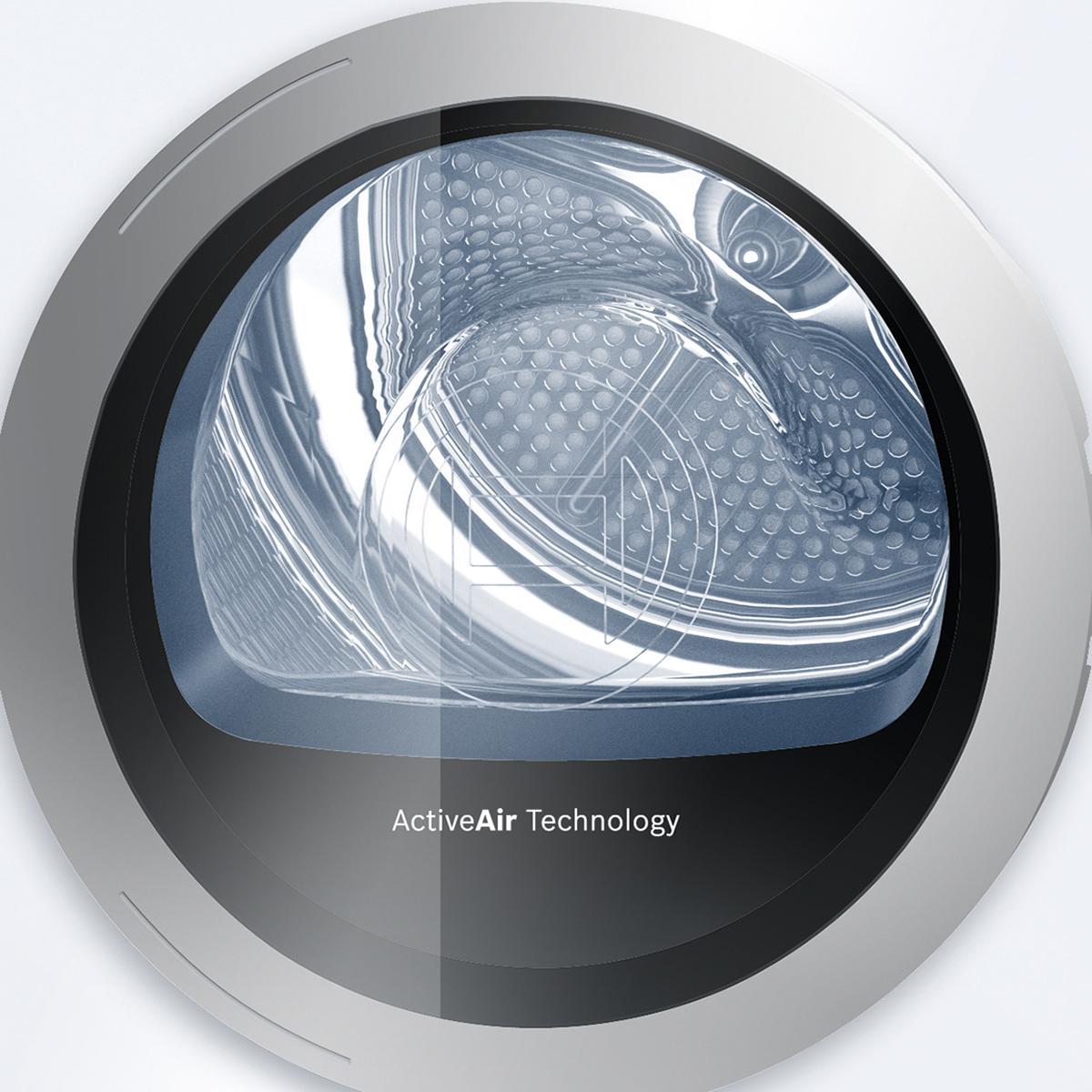 Bosch WTYH77W0 Wärmepumpentrockner Home Connect / A+++ / 8