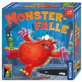 Produktabbildung Monsterfalle