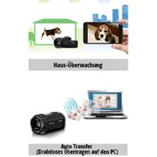 Wi-Fi-Funktionen
