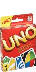 Uno, Kartenspiel
