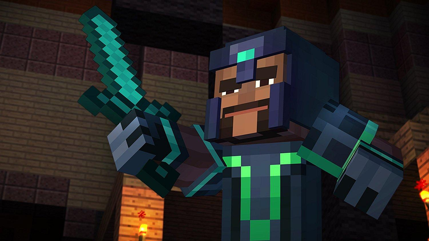 Minecraft: Story Mode - The Complete Adventure (A Telltale