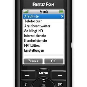 FRITZ!Fon MT-F Bedienung