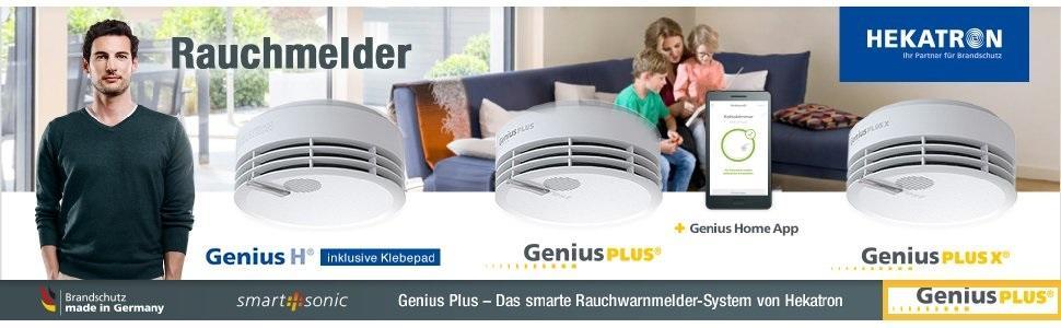 hekatron 10 jahres rauchmelder genius h baumarkt. Black Bedroom Furniture Sets. Home Design Ideas