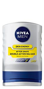 NIVEA MEN SKIN ENERGY AFTER SHAVE BALSAM DOUBLE ACTION Q10
