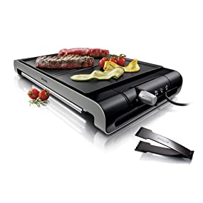 Elektro Tischgrill Philips HD4419