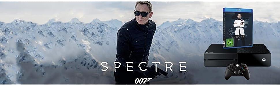James Bond Spectre Amazon