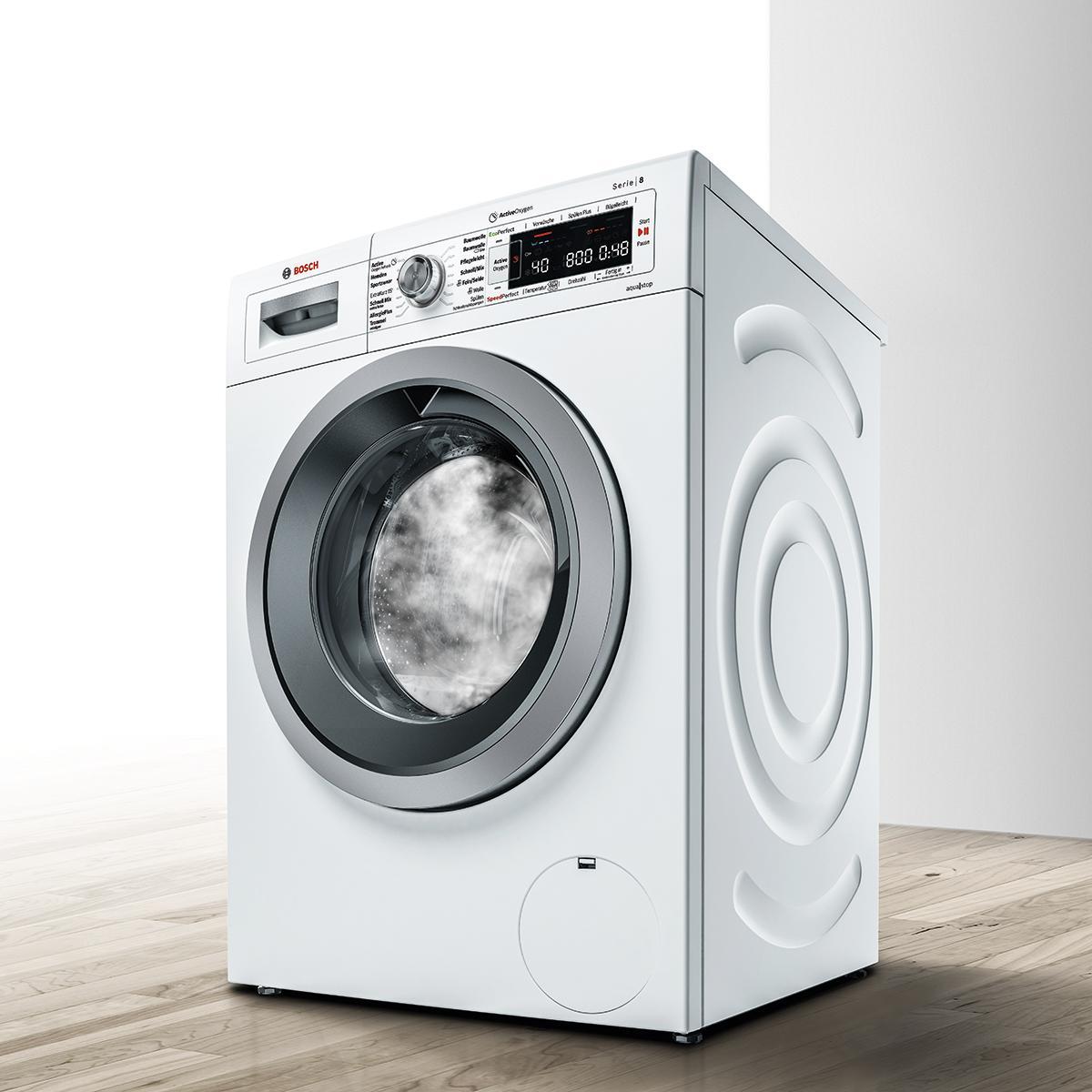 bosch wae283eco serie 4 waschmaschine frontlader a. Black Bedroom Furniture Sets. Home Design Ideas