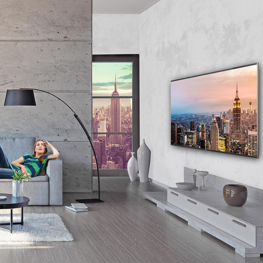 Tcl U55s7906 140 Cm 55 Zoll Fernseher Ultra Hd Triple Tuner