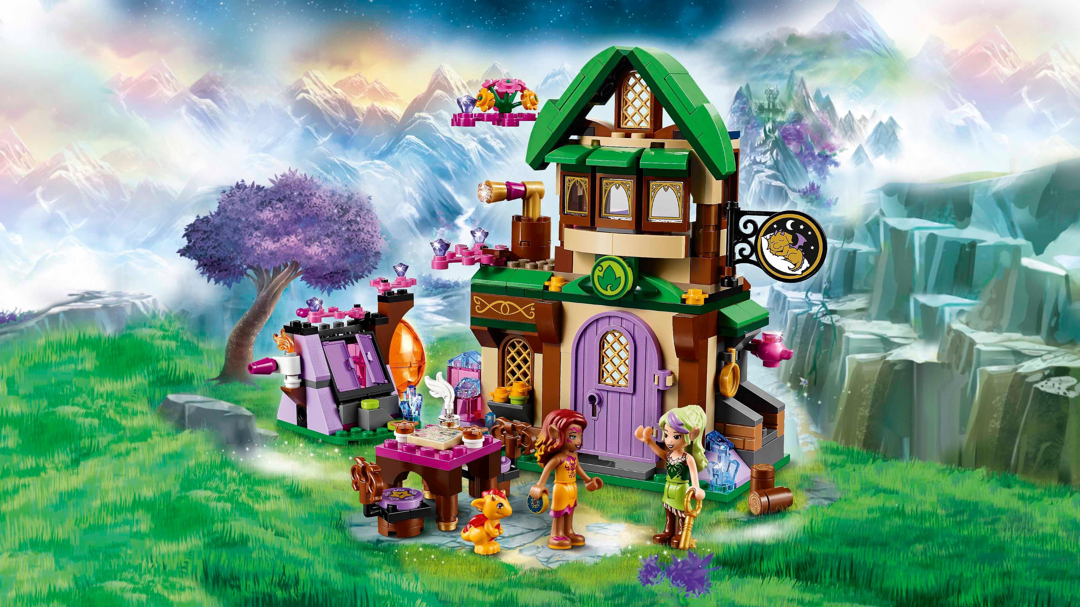 LEGO Elves 41174 - Gasthaus Zum Sternenlicht: Amazon.de