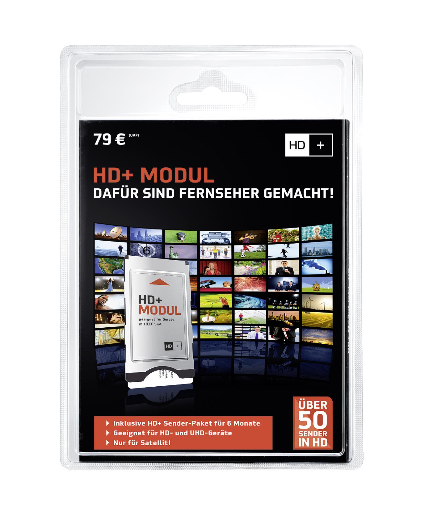 HD Sender Paket für 6 Monate gratis