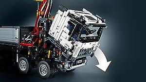 lego technic 42043 mercedes benz arocs 3245 auto spielzeug spielzeug. Black Bedroom Furniture Sets. Home Design Ideas