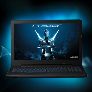 MEDION ERAZER P6679 39,6 cm Full HD Gaming Laptop: Amazon