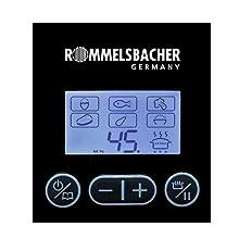 Amazon.de: Rommelsbacher DGS 855 - Dampfgarer, 825 W, weiß