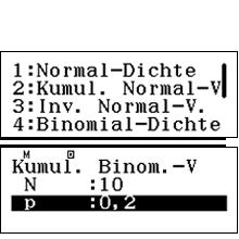Bild Verteilungsfunktionen