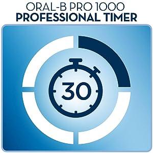 Braun Oral-B PRO 1000 Precision Clean elektrische Zahnbürste