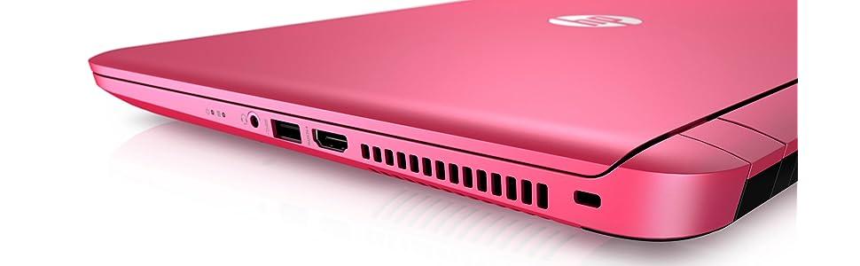 HP Pavilion 15-ab108ng 39,6 cm Laptop TM pink: Amazon.de