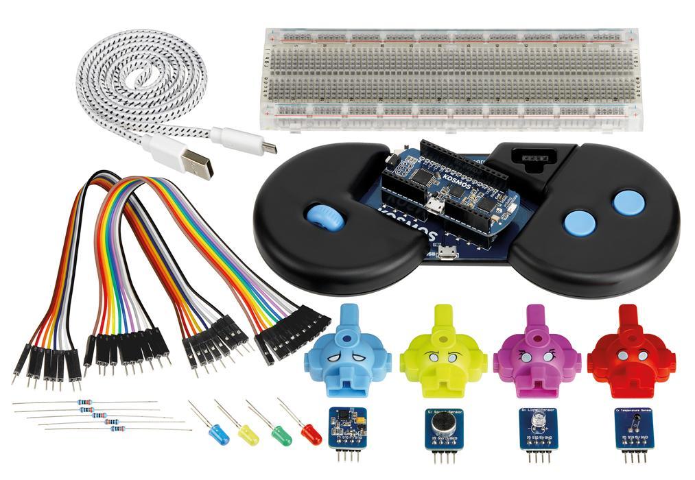 kosmos 620141 kosmobits spielend programmieren lernen. Black Bedroom Furniture Sets. Home Design Ideas