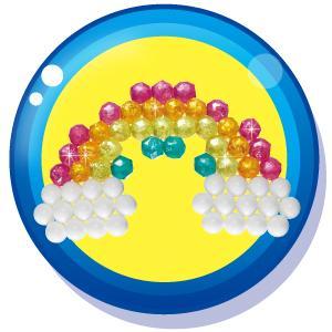 Aquabeads Perlen verbinden sich ohne Bügeln
