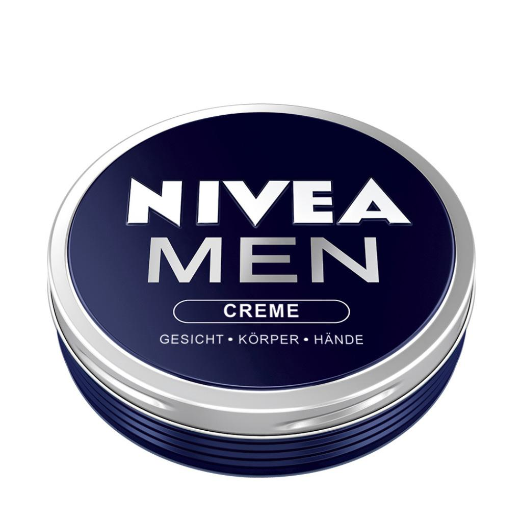 nivea men 4er pack creme f r m nner 4 x 150 ml tiegel. Black Bedroom Furniture Sets. Home Design Ideas