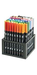 Tombow ABT Dual Brush Pen AB-S-96C