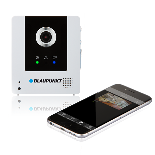 blaupunkt smart home alarm q3000 starter kit smart home alarmanlage bzw funk ip. Black Bedroom Furniture Sets. Home Design Ideas