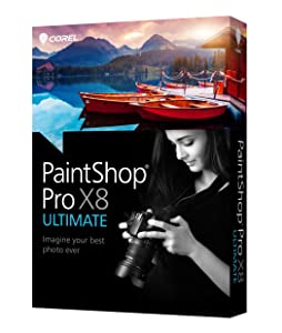 PaintShop Pro X8 Ultimate