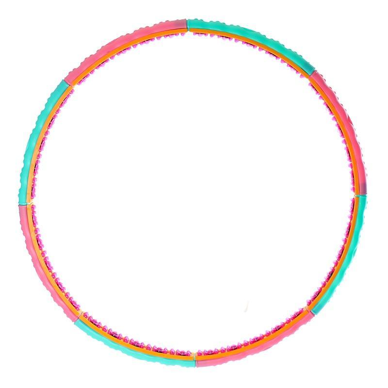 hoopomania anion hoop hula hoop mit 40 magneten 2 1kg sport freizeit. Black Bedroom Furniture Sets. Home Design Ideas