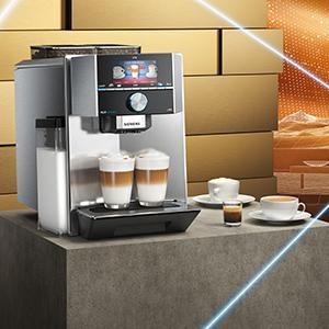 siemens eq 9 connect s900 kaffeevollautomat. Black Bedroom Furniture Sets. Home Design Ideas