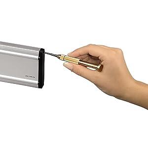 Mini-Schraubenzieher-Set für Reparaturen im Haushalt