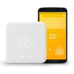 tado smartes thermostat starter kit v2 intelligente heizungssteuerung per smartphone. Black Bedroom Furniture Sets. Home Design Ideas