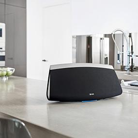 denon heos 7 hs2 audio streaming lautsprecher multiroom. Black Bedroom Furniture Sets. Home Design Ideas