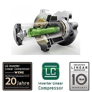 Inverter Linear Kompressor