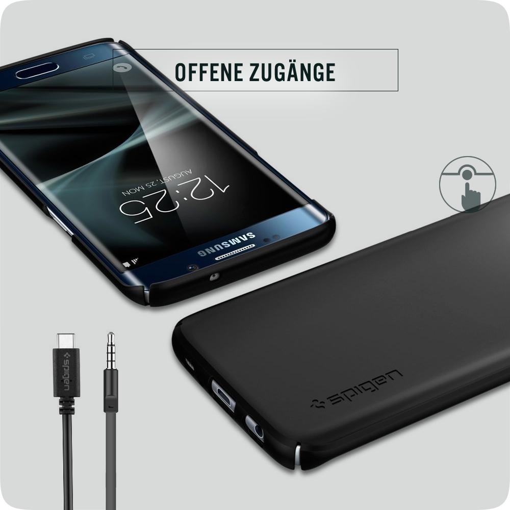 SAMSUNG S7 EDGE 3 HD HÜLLE AMAZON