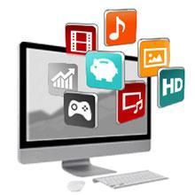 Speichern und streamen Sie Ihr gesamtes Digitalleben