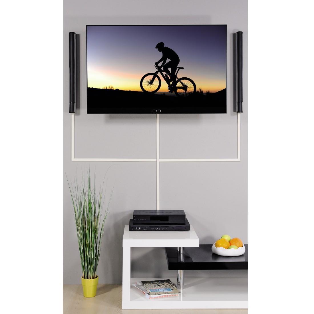 Hama kabelkanal pvc weiß: amazon.de: elektronik