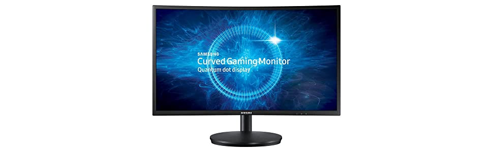 Samsung C27fg70fqu Curved Monitor 68 6 Cm 1ms Response Computers Accessories