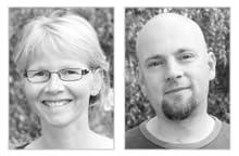 Die Autoren Andrea Ertel und Kai Laborenz