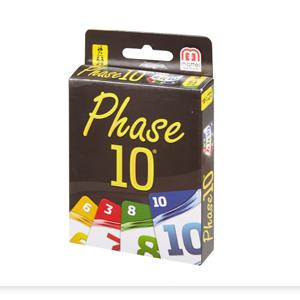 Mattel Phase 10 Basis